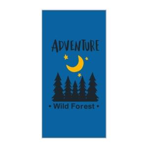 پوستر طرح ماجراجویی در جنگل