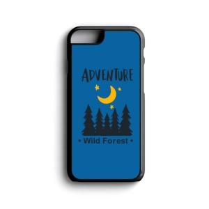 قاب موبایل طرح ماجراجویی در جنگل