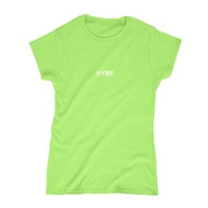 تیشرت طرح لوگوی هایب (HYBE)