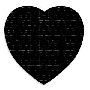پازل طرح نمودار ارزش کریپتو صعودی به سمت ماه
