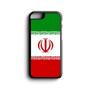 قاب موبایل طرح پرچم ایران