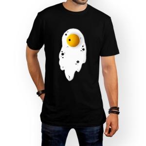 تیشرت طرح Screamble Egg