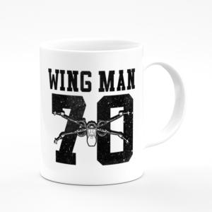 لیوان (ماگ) طرح X-Wing Wing Man