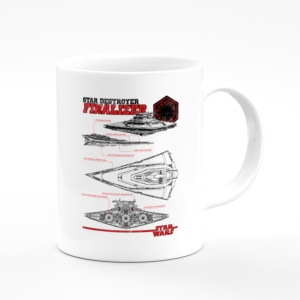 لیوان (ماگ) طرح طرح نهایی سفینه Star Destroyer