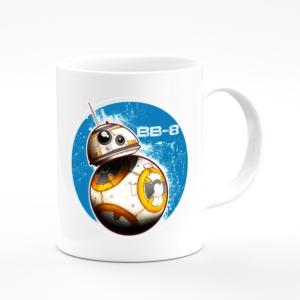 لیوان (ماگ) طرح  ربات BB-8