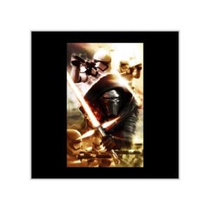 پوستر طرح جنگ و نبردهای کایلو رن (Kylo Ren)