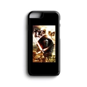 قاب موبایل طرح جنگ و نبردهای کایلو رن (Kylo Ren)