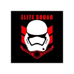 پوستر طرح آکادمی آموزش سربازان امپراطوری کهکشانی