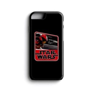 قاب موبایل طرح ناوگان قرمز