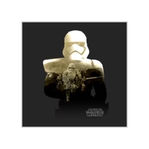پوستر طرح سایه سربازان امپراطوری کهکشانی