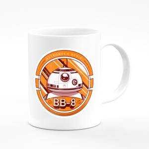 لیوان (ماگ) طرح  مدال BB-8