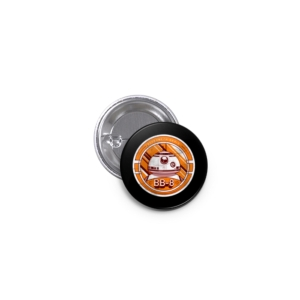 پیکسل طرح  مدال BB-8