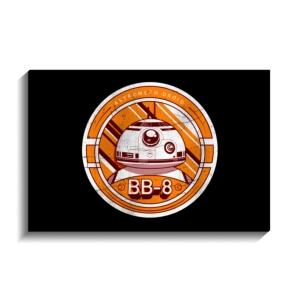 تخته شاسی طرح  مدال BB-8