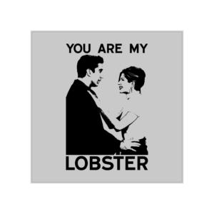 پوستر طرح تو خرچنگ خودمی