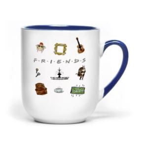 لیوان (ماگ) طرح نمادهای سریال فرندز