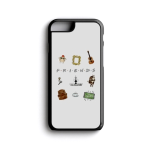 قاب موبایل طرح نمادهای سریال فرندز