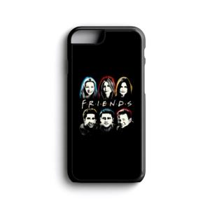 قاب موبایل طرح چهرههای گروه فرندز