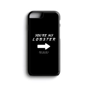 قاب موبایل طرح  تو خرچنگ خودمی (فلش به راست)