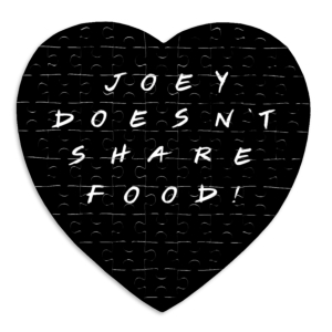 پازل طرح جویی غذاشو با هیچکی شریک نمیشه