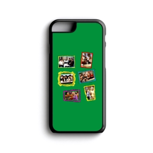 قاب موبایل طرح  خاطرات قاب شده سریال فرندز