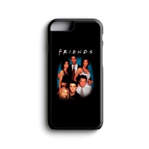 قاب موبایل طرح عکس گروه فرندز به حالت قدیمی