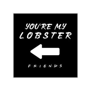 پوستر طرح تو خرچنگ خودمی، فلش به چپ
