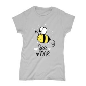 تیشرت طرح زنبور خودمی