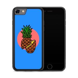قاب موبایل طرح آناناس