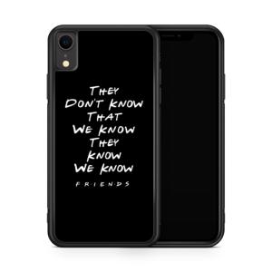 قاب موبایل طرح اونا نمیدونن که ما میدونیم اونا میدونن که ما میدونیم
