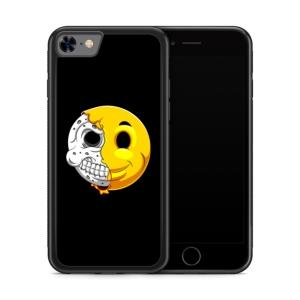 قاب موبایل طرح چهره واقعی اموجیها