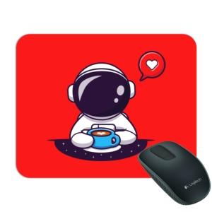 موسپد طرح فضانورد فانتزی عشق قهوه