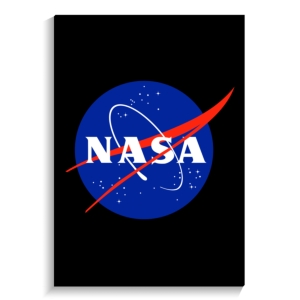 تخته شاسی طرح لوگوی ناسا