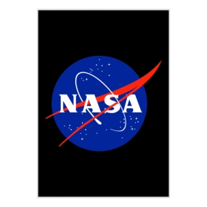 پوستر طرح لوگوی ناسا