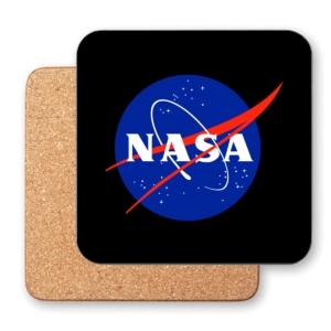 زیر لیوانی طرح لوگوی ناسا