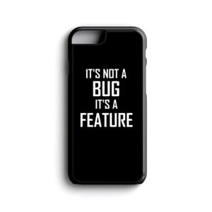 قاب موبایل طرح این که عیب نیست، ویژگیه !